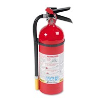 Lightweight Fire Extinguisher