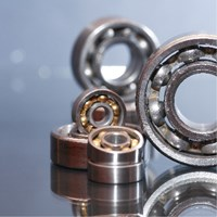 Ball Bearings and Bearing Assemblies