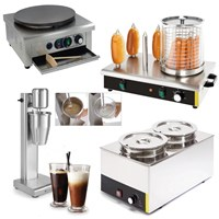 Peralatan Dapur Komersial