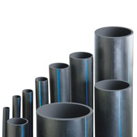 PVC, FRP, HDPE and Other Plastic Pipes