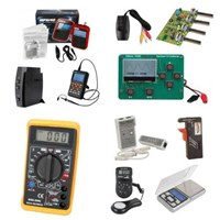 Measuring Equipments & Instruments
