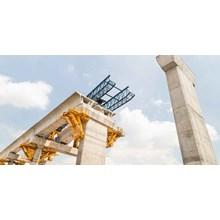 Jasa Konstruksi Baja Jembatan