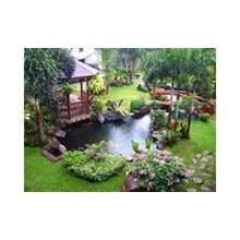 Dekorasi Taman dan Landscaping