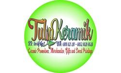 Logo CV. Alimar Sejahtera (Tulip Keramik)