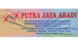 Logo PT Putra Jaya Abadi AC