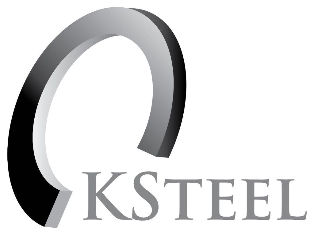 Logo PT Ksteel Nusantara