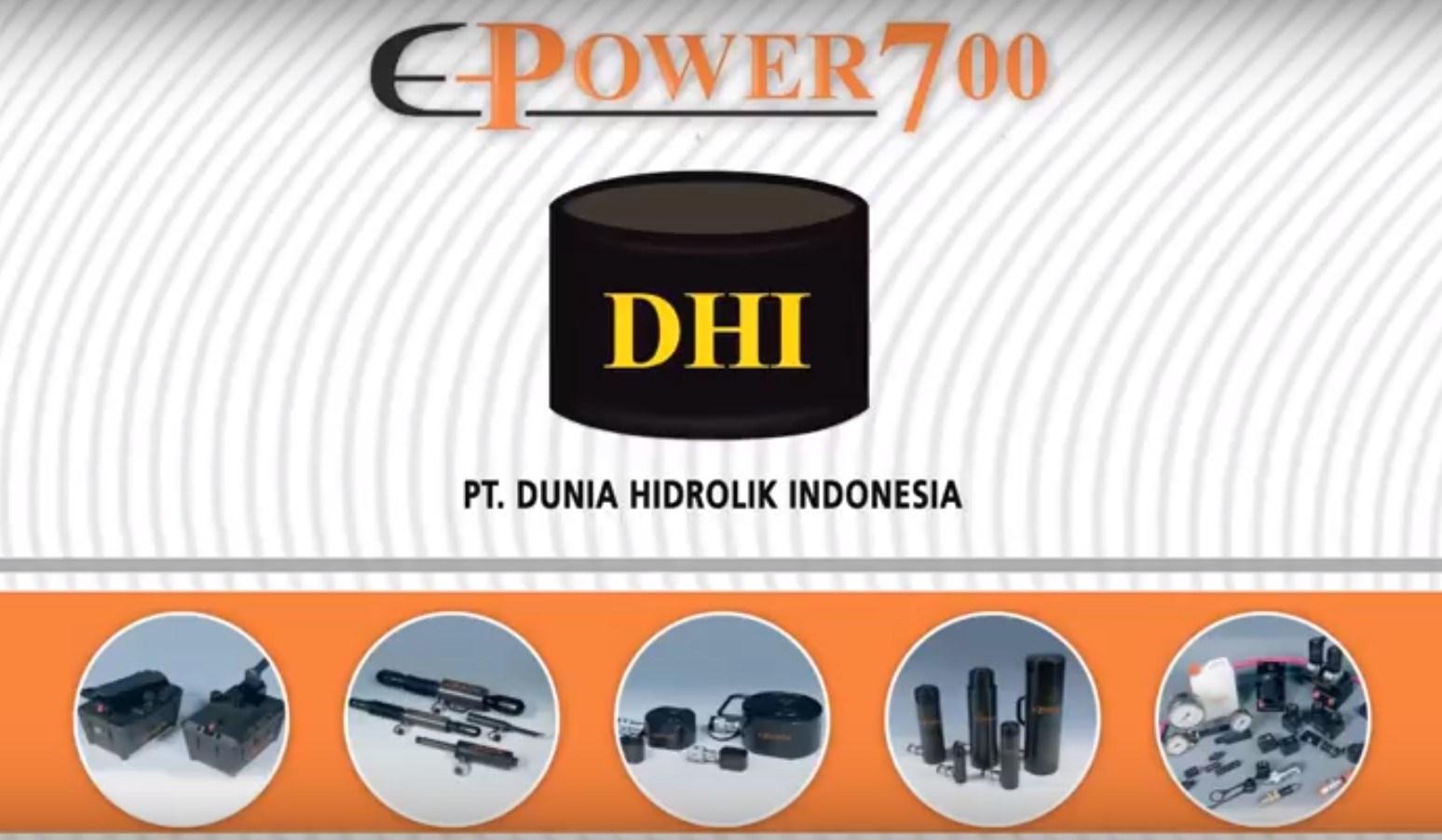 PT DUNIA HIDROLIK INDONESIA