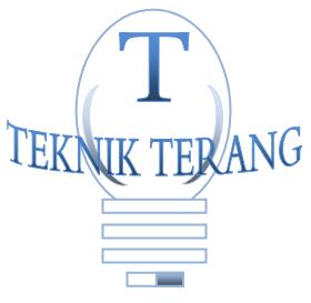 Logo Toko Teknik Terang