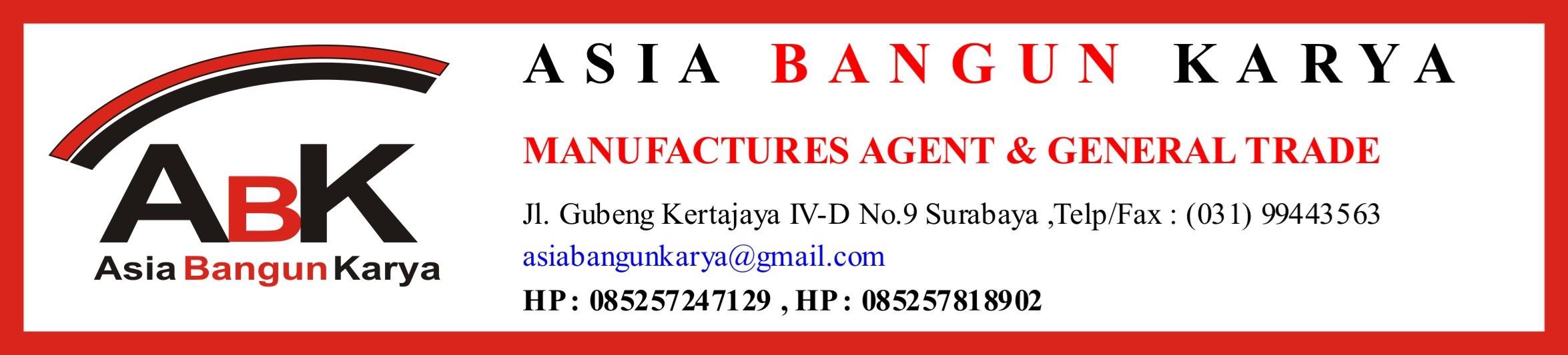 Logo CV. ASIA BANGUN KARYA