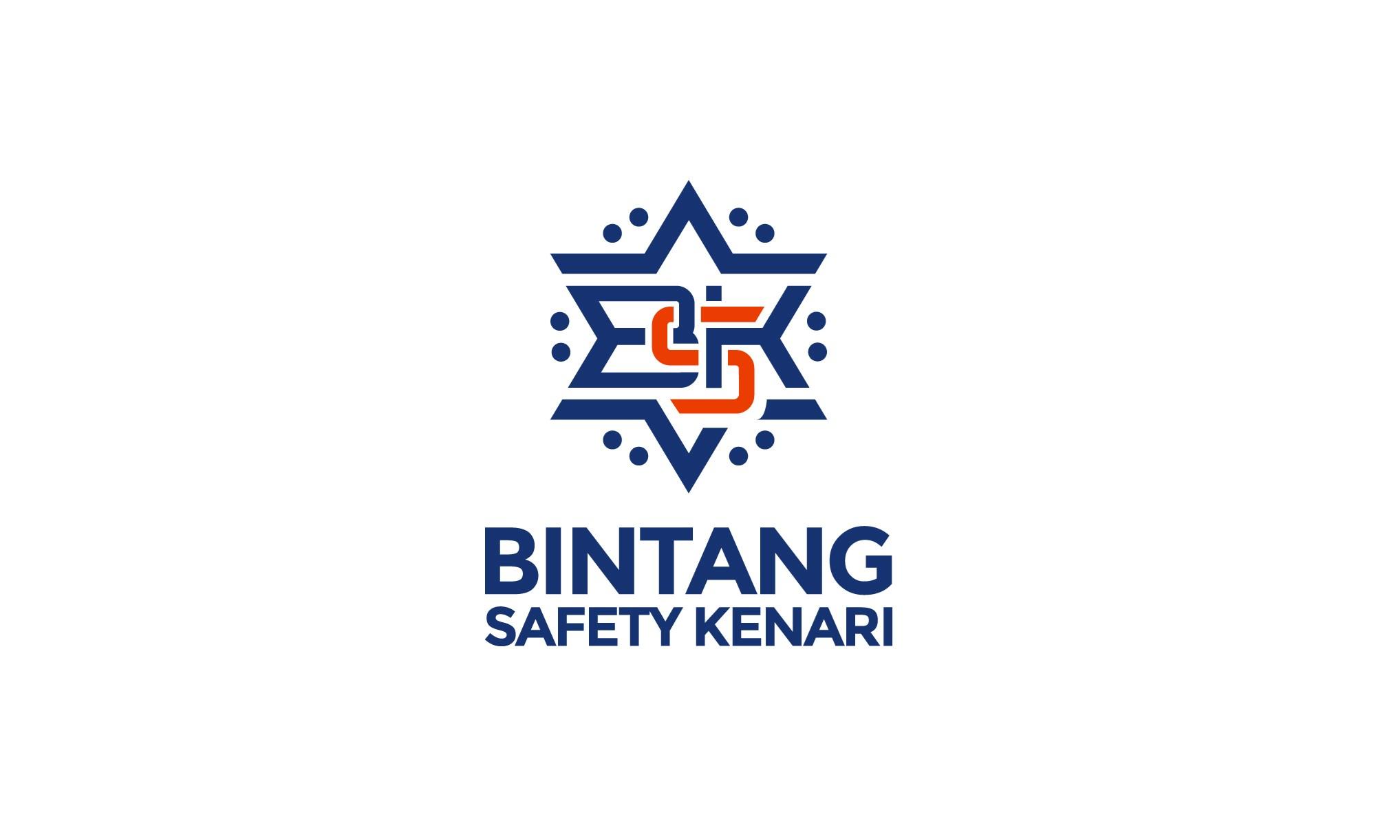 Logo Toko Bintang Safety Kenari
