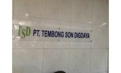 Logo PT. Tembong Son Digdaya