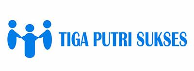 Logo Toko Tiga Putri Sukses