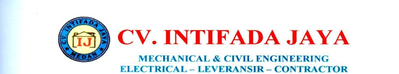 Logo CV. Intifada Jaya