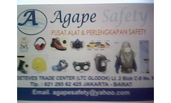 Logo Agape Safety