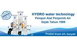 Hydro water technology