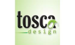 Logo Toko Tosca Design