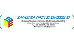 Logo CV. Samudra Cipta Engineering