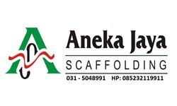 Logo Aneka Jaya Scaffolding