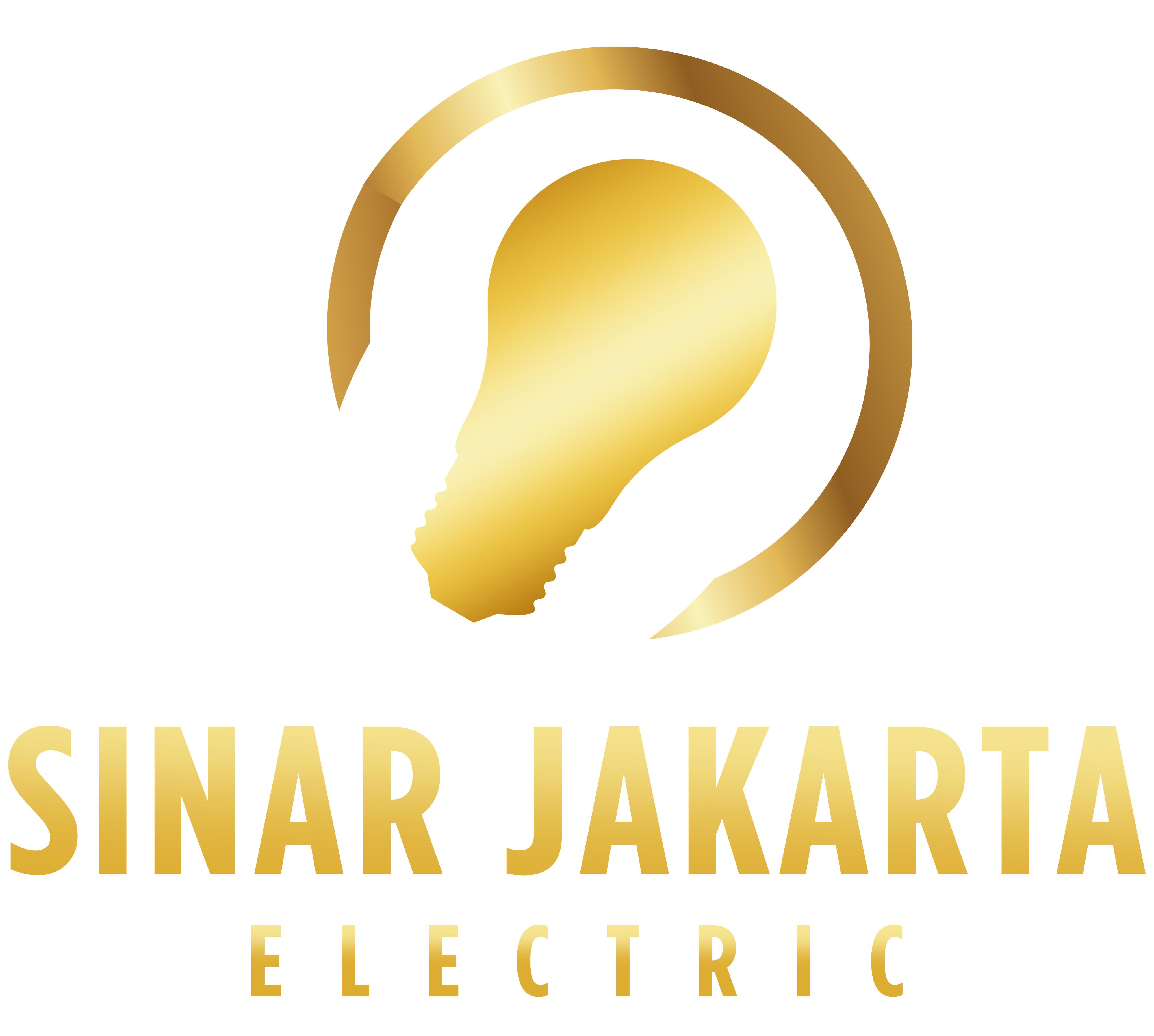 Logo Toko Sinar Jakarta Electric