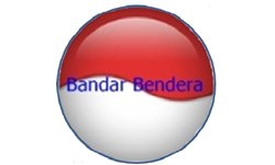 Logo Toko Bandar Bendera