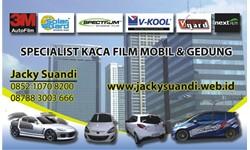 Jackysuandi Specialist Window Film