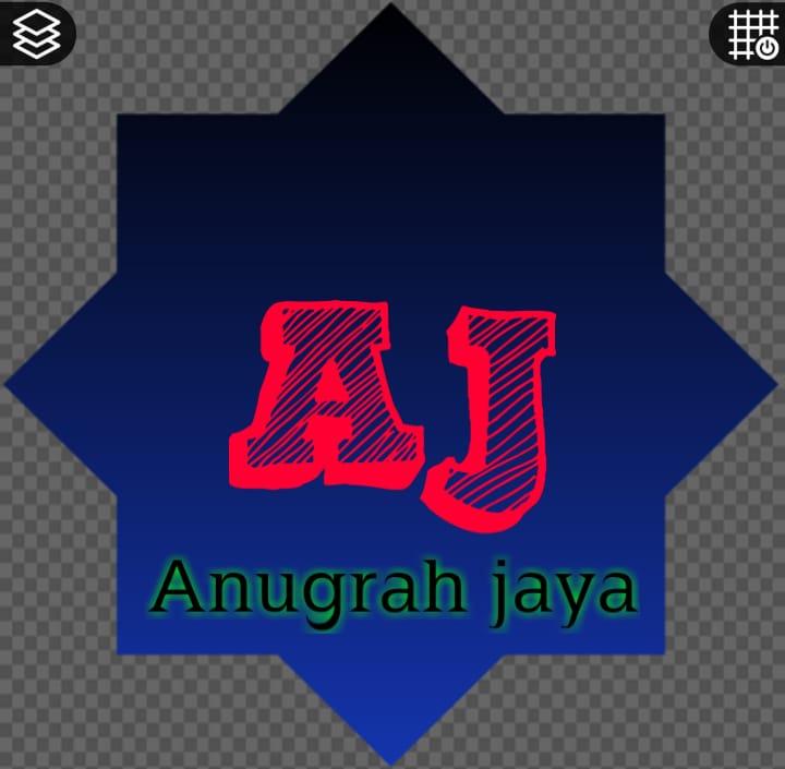 Logo Toko Anugrah Jaya