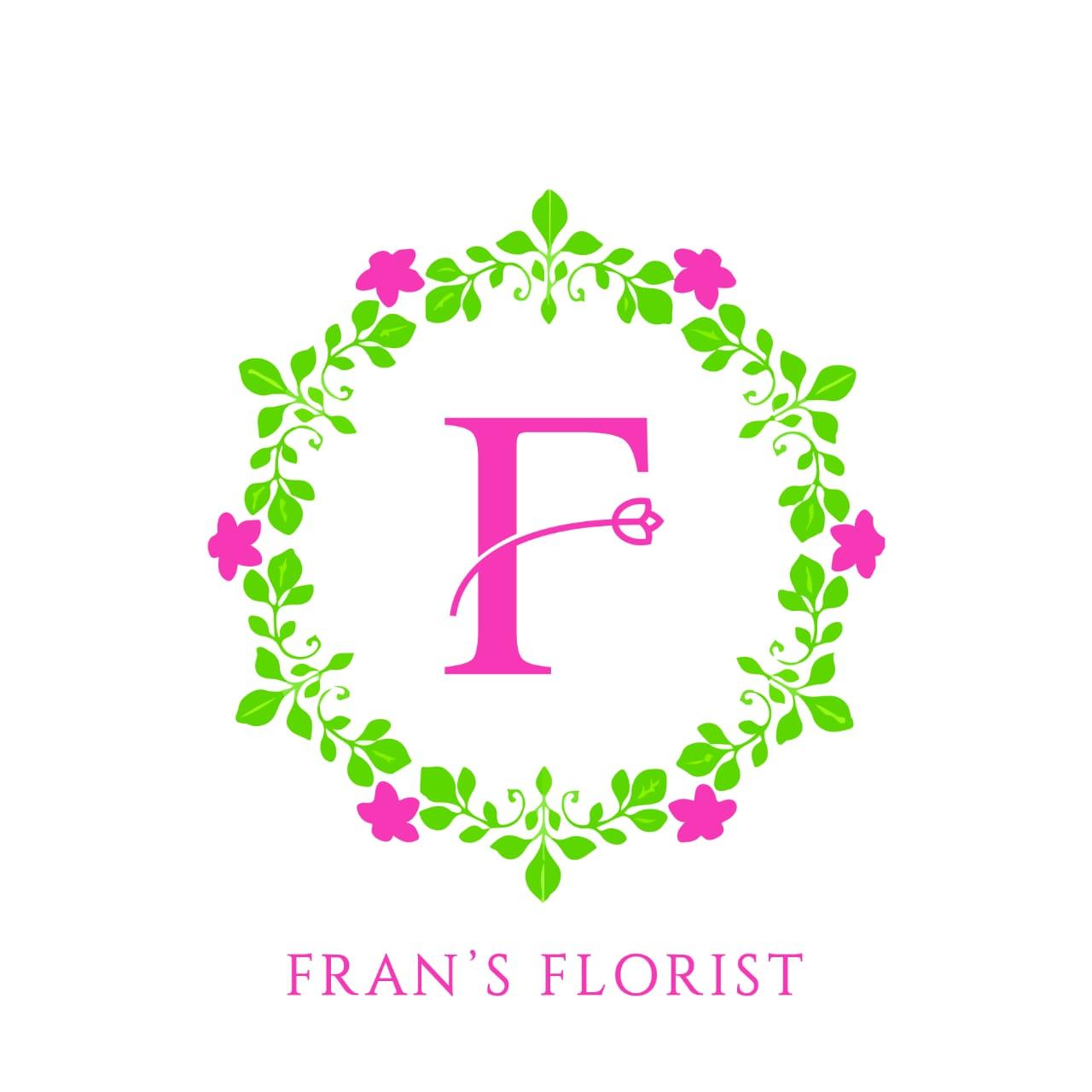 Logo Frans Florist