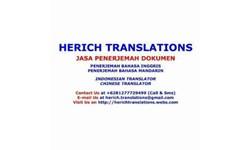 Herich Translations