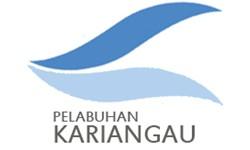 Logo Pelabuhan Kariangau Karunia