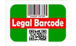Legal Barcode