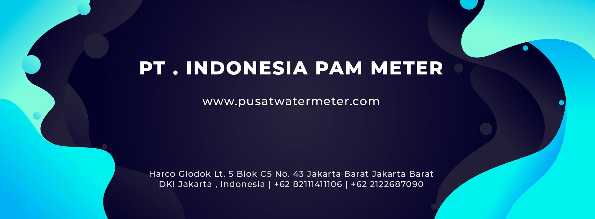 Toko Indonesia Pam Meter