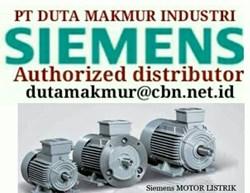 Logo PT. Duta Makmur Siemens Electric Motor