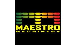 Logo UD. Maestro Machinery