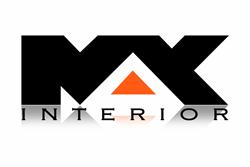 Logo Max Interior Pekanbaru