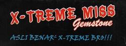 Logo X-Treme Miss Gemstone