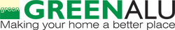 Logo GREENALU