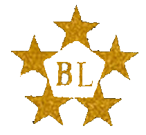 Logo Toko Bintang Lima