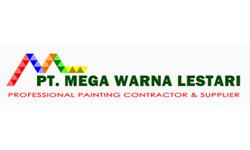 Logo PT Mega Warna Lestari