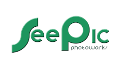 Logo PT. Seepic Photoworks