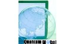 Logo PT  Quantum Global Utama