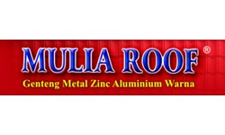 Logo Distributor Genteng Metal Medan