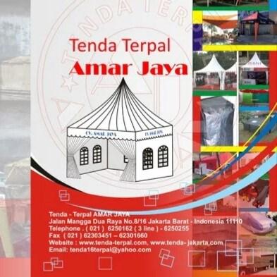 Logo CV. Amar Jaya