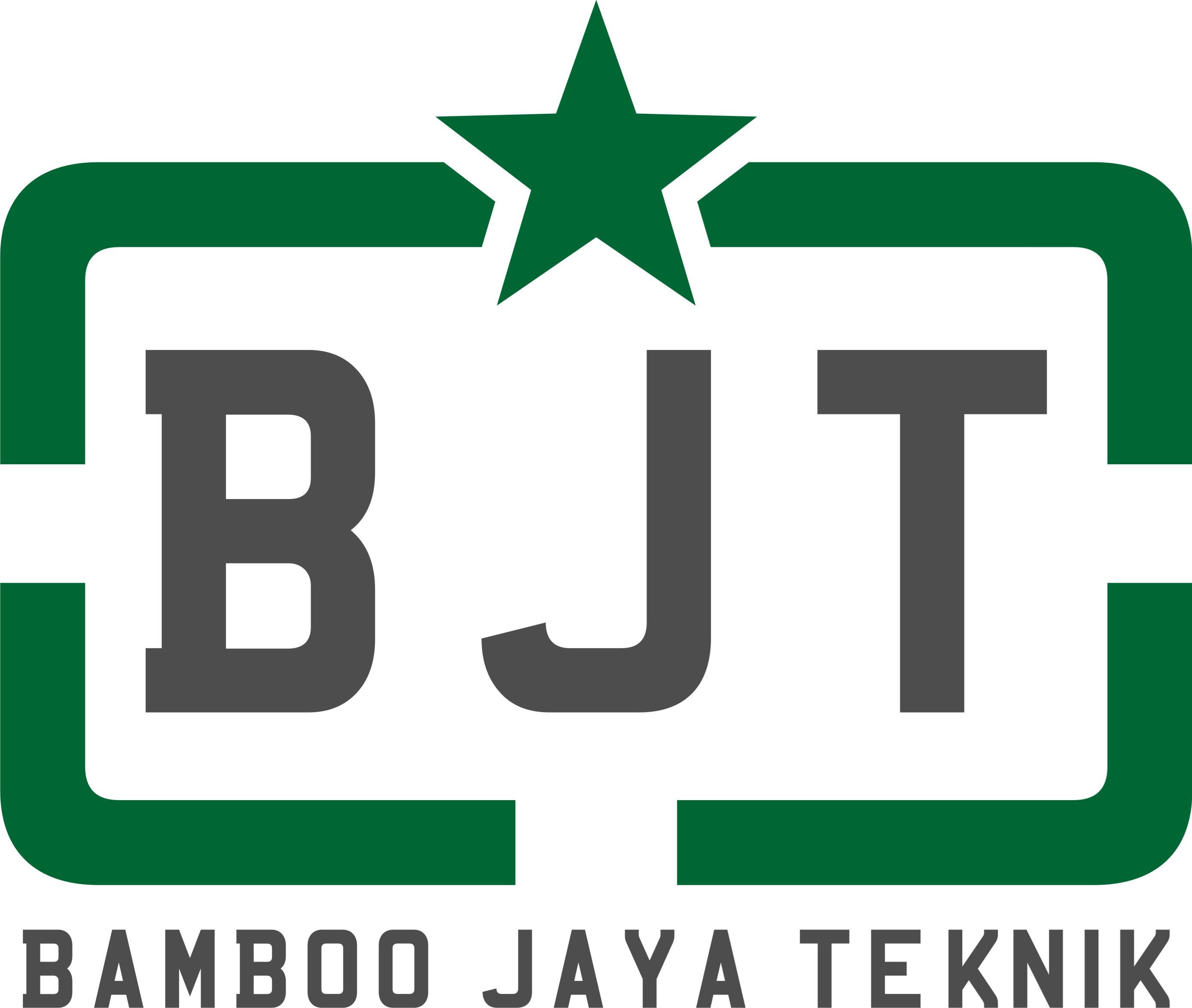 Logo CV. Bamboo Jaya Teknik