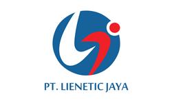 Logo PT. Lienetic Jaya