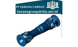 PT Universal Joint Gardan And Shaft Drive