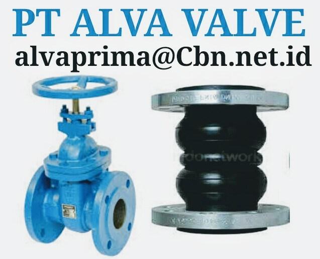 Logo PT Alva Valve Control