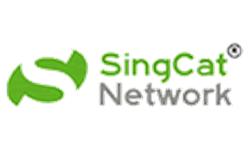 Logo CV. Singcat Network