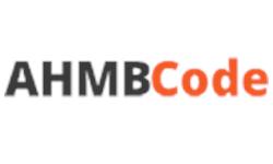 Logo CV. Ahmb Code Developer