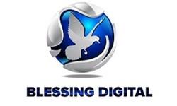 Logo PT  Blessing Digital