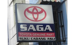 PT. Saga Toyota Part